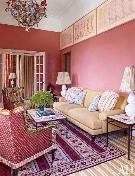 8 best Old Lady Modern images on Pinterest   Floral curtains, Floral ...