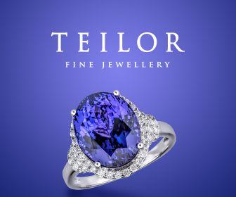 Bijuterii autentice: Teilor oferă certificate de garanție pentru toate bijuteriile, acestea fiind însemnate cu titlul aliajului și marca indicând caratele pietrelor prețioase din montură.