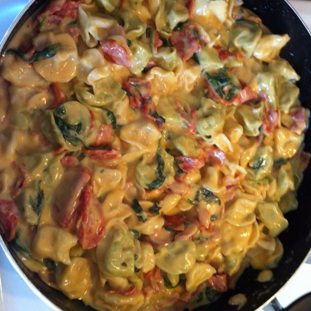 Recipe for pepperoni chicken pasta