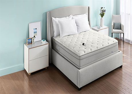 Enter to win a sleep number bed with sleep iq technology for Sleep number iq bed