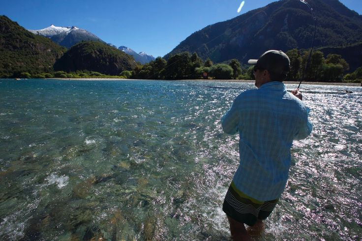 Fishing the Futaleufu!