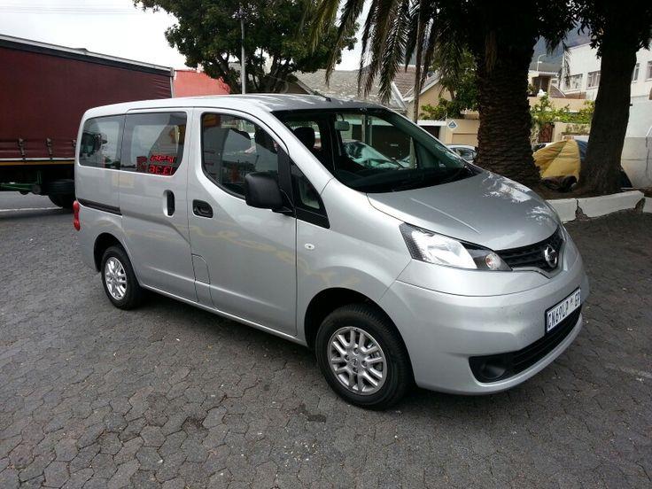Nissan NV200. Brilliant 8 seat van. Very versatile.