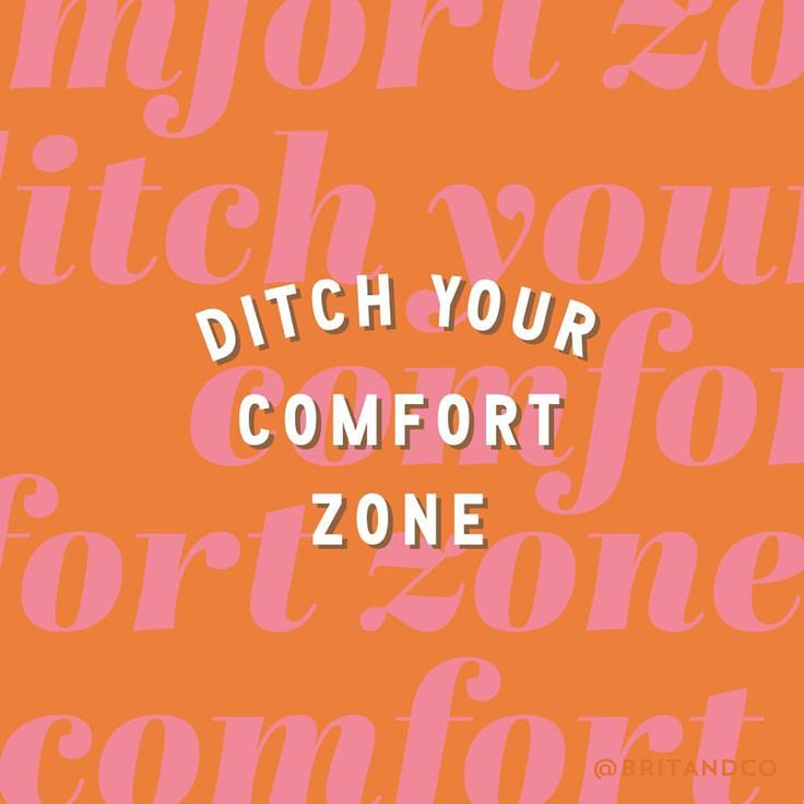 "297 Likes, 3 Comments - Brit + Co (@britandco) on Instagram: ""That's where the magic happens. ✨ Tell us about a time you stepped outside of your comfort zone in…"""