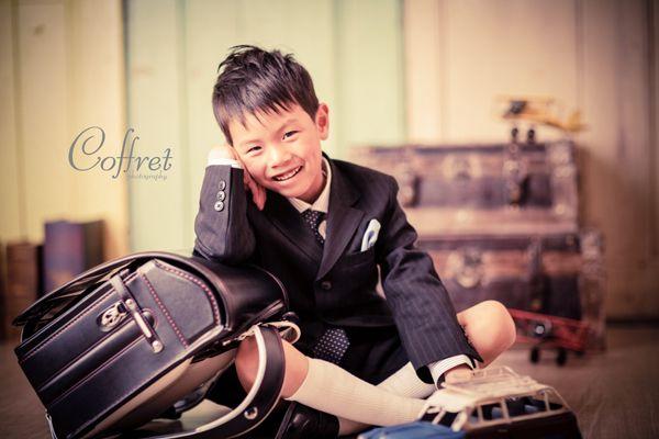 先日のお客様 *Tくん*|Coffret photography staff blog