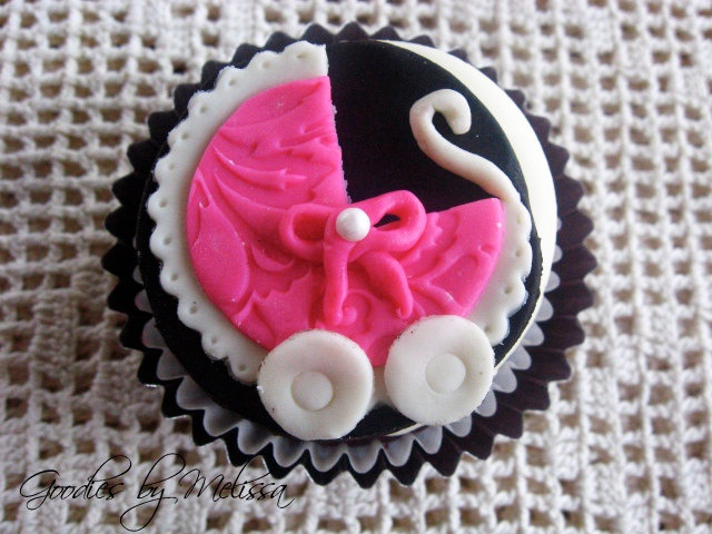 196 Best Baby Shower Toppers Images On Pinterest Cake Toppers