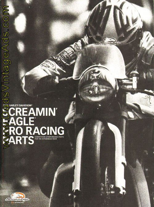 2009 Harley-Davidson Screamin' Eagle Pro Racing Parts Catalog