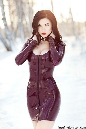 Sister Sinister | Westward Bound | black latex