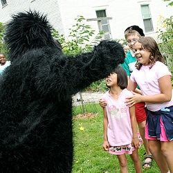 This is the ultimate planning guide to throwing an awesome Bigfoot party your child will remember for a lifetime! Included on this page are ideas... Ryan is obsessed with Sasquatch...seriously considering throwing Jacob a Bigfoot party...