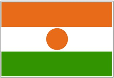 Part 2: 1. Niger was founded on August 3, 1960. Therefore, it is 54 years old. *Info found on info please.com*
