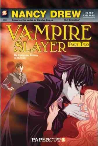 Nancy Drew the New Case Files 2: Vampire Slayer