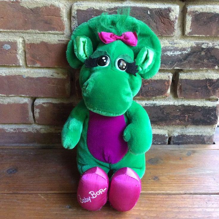 191 Best Barney The Dinosaur 90s Merchandise Images On