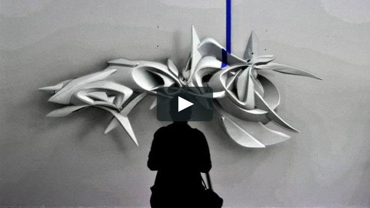 ITA Per la prima volta, un writer italiano Peeta e uno studio di visual design Apparati Effimeri collaborano alla realizzazione di un progetto di mappatura stereoscopica…