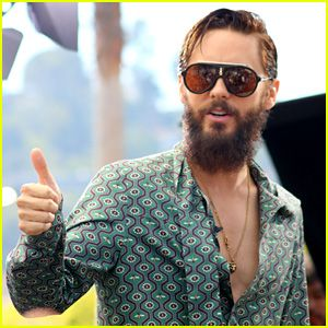 Jared Leto Jokes He's on Tinder, Says He Has No Personal Life