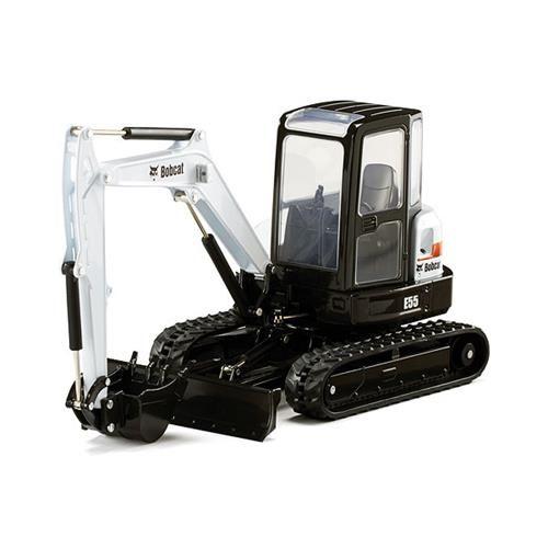 Bobcat E55 Compact Hydraulic Excavator