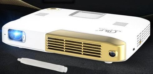 Home 3D Projector