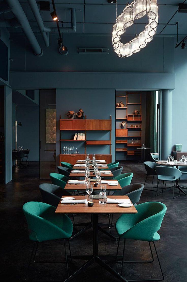 Fitzgerald Restaurant, Oude Haven Rotterdam, Netherlands | Metropolitan, modern & vintage vibe