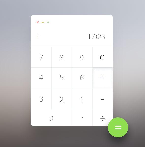 clean-calculator