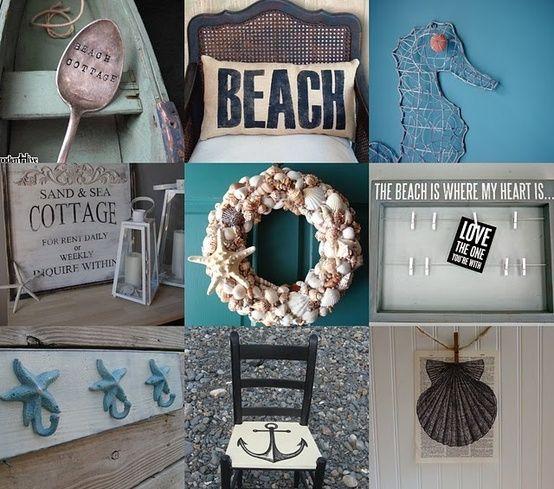 Beach bathroom inspiration by mennagawish