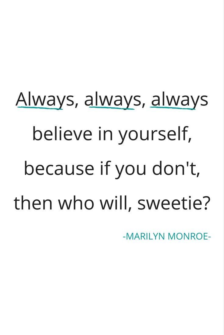 marilyn monroe sprüche englisch Zitat von Marilyn Monroe zur Motivation: Always, always, always  marilyn monroe sprüche englisch