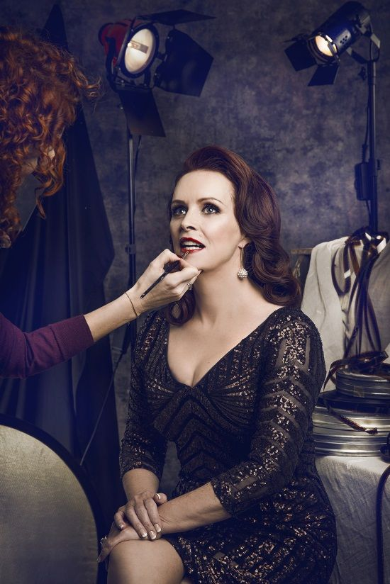 Sheena Easton looking good as she prepares for 42nd Street at the Theatre Royal Drury Lane #musicals #2017 #London
