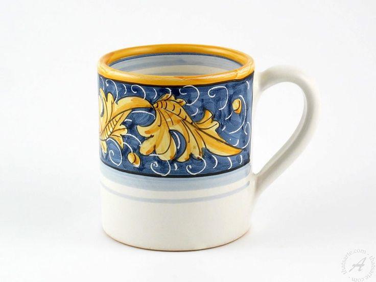 Rinascimento- Ceramiche Rampini Gubbio - mug