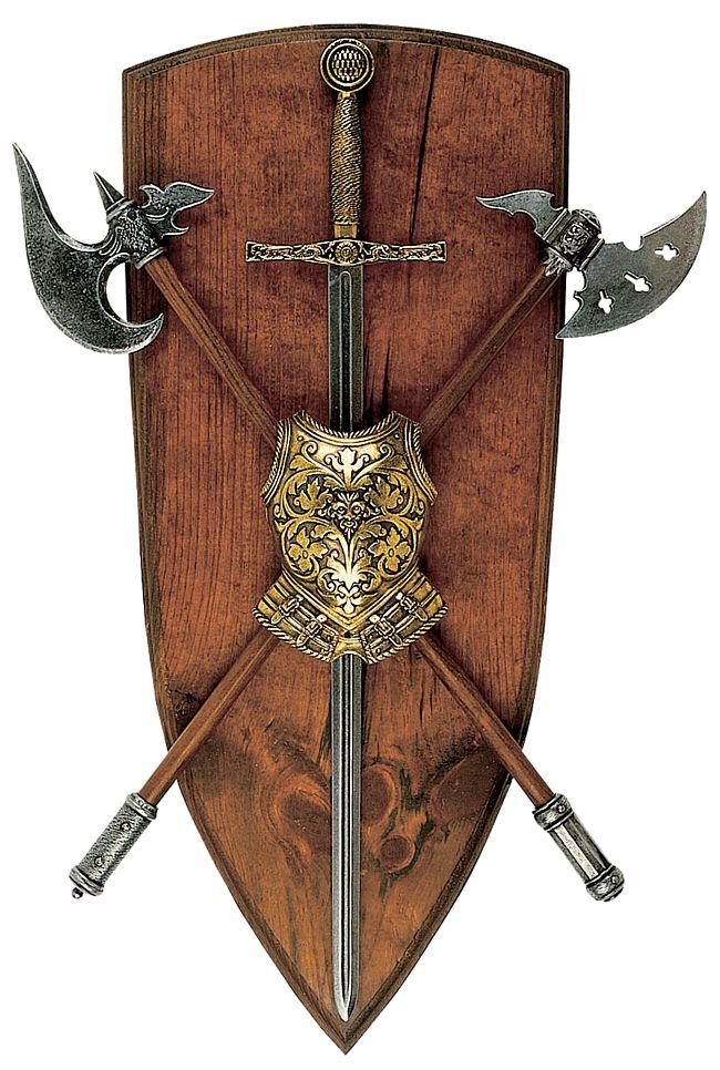 Щит и меч открытки, днем