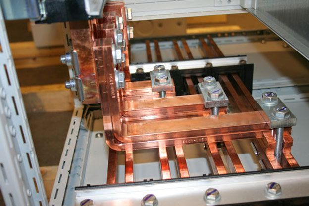The Construction Of Busbar Is Usually Carried Out By