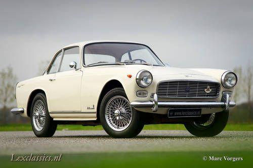 Triumph Italia 2000 coupé (1960)