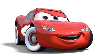 Rayo McQueen para imprimir , imagenes con dibujos de rayo Mcqueen el protagonista de las peliculas de disney Cars 1 y Cars 2.   con las ima...