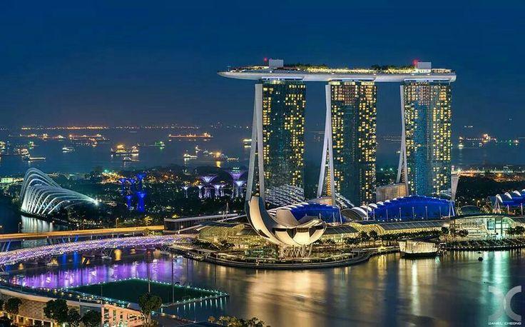 Marian Bay Sands Singapore Marina Bay Sands Sands Hotel Sands Singapore