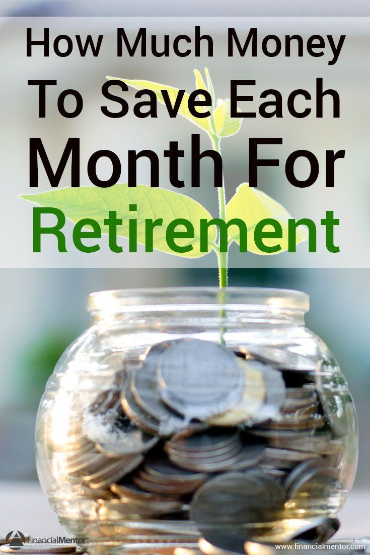 Do you know how much money you need to save for retirement? This calculator will tell you how much money you need to save each month to reach your retirement goal.