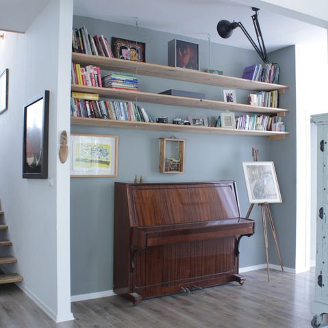 Upright Piano Design Ideas, Pictures, Remodel and Decor