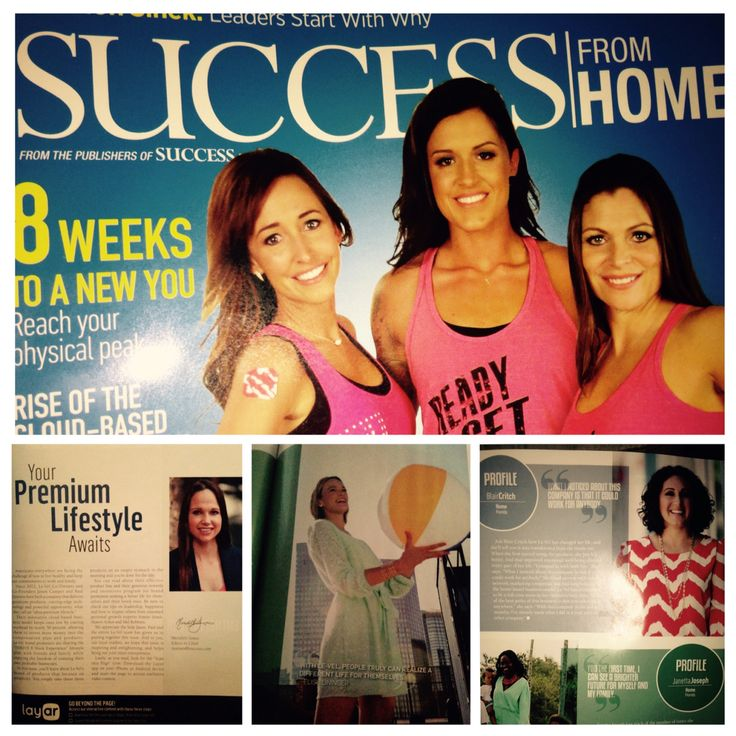 Our very own Elise Lininger and Blair Critch featured in Success From Home Magazine, July 2015 issue!  Come Meet Elise and Blair at the NJ local on Sunday, May 17th, and hear their amazing stories! Follow this post for time updates. #90daystofreedom