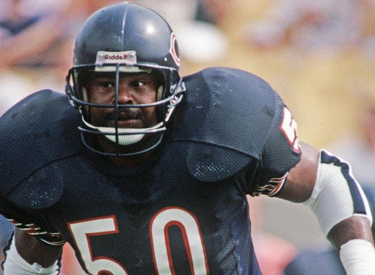 Mike Singletary - MLB Chicago Bears 1981-92