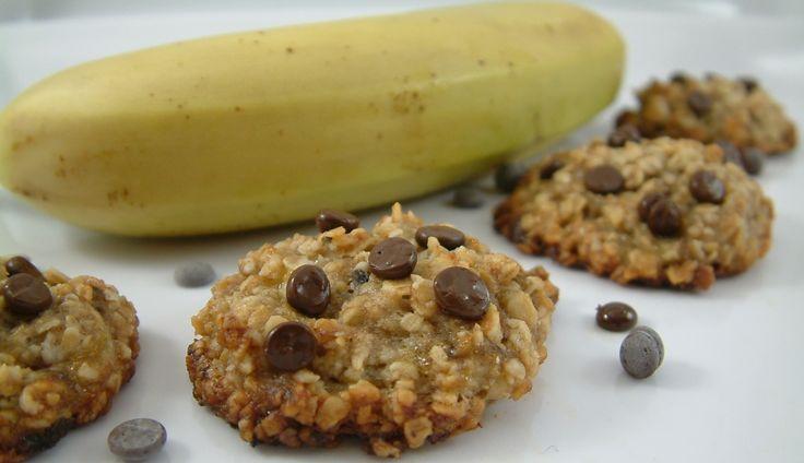 Teljes élet tej és tojás nélkül: Banános keksz 3-4 alapanyagból (tej és tojásmentes)