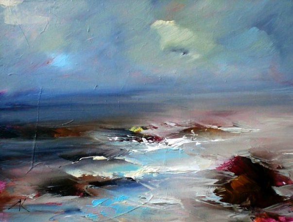 419 Best Images About Art Watercolor Seascapes On