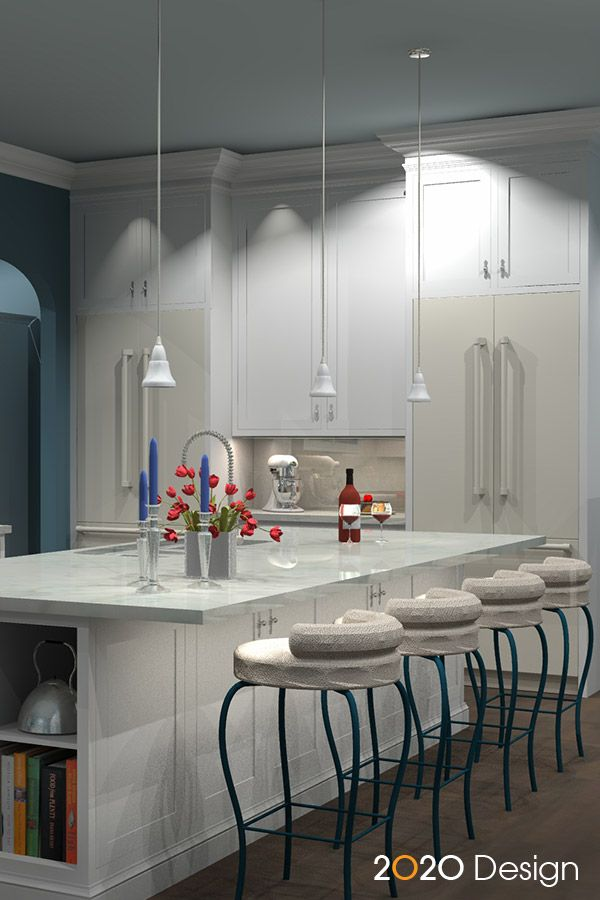 Kitchen And Bathroom Design Software White Shaker Cabinets