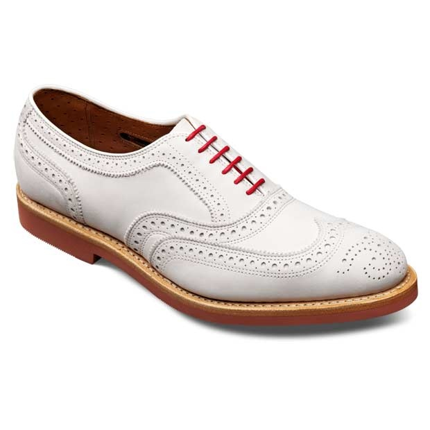 ted baker shoes blue laces red wyandottes mix
