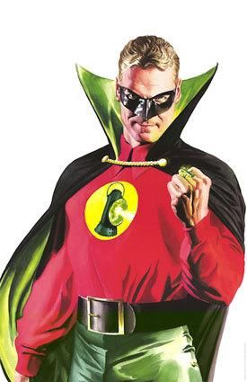 The original Green Lantern, Alan Scott, was finally given over to the gay side.   Hal Jordan however, remained quite straight.
