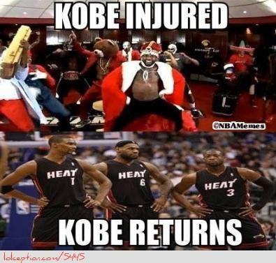 Miami Heat Be Like… - http://weheartnyknicks.com/nba-funny-meme/miami-heat-be-like