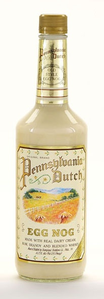 Pennsylvania Dutch Egg Nog - heard today this is very tasty!  About ten dollars at Walmart.