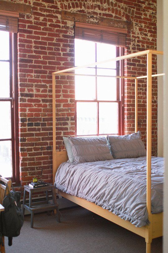 Ashlae & Thom's Eclectic Downtown Loft