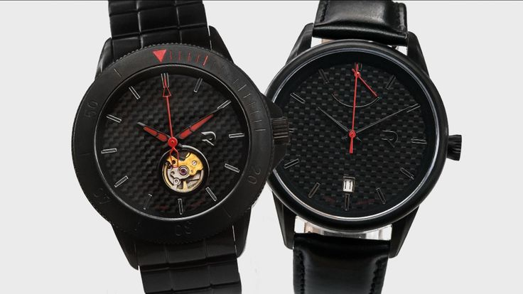 Semi Skeleton and Classic designed Automatic watches bundled with extra straps for Versatility. Pay less for quality.