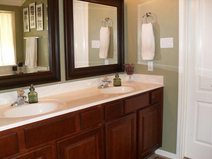 How To Upgrade A Boring Builder Grade Bathroom