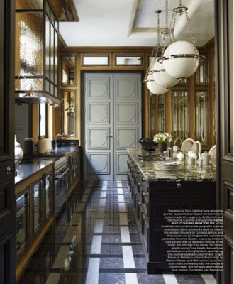elle decor us edition november 2015 - Elle Decor Kitchens