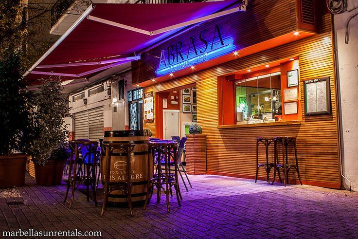 Restaurante Abrasa Jacinte Benavente-Mercado