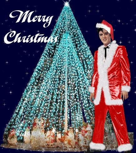 Elvis Merry Christmas
