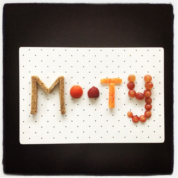 Eat your name: Monty