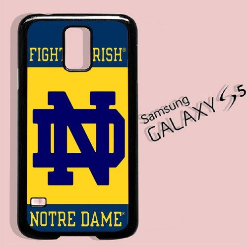 Notre Dame Fighting Irish For Samsung Galaxy S5 Case