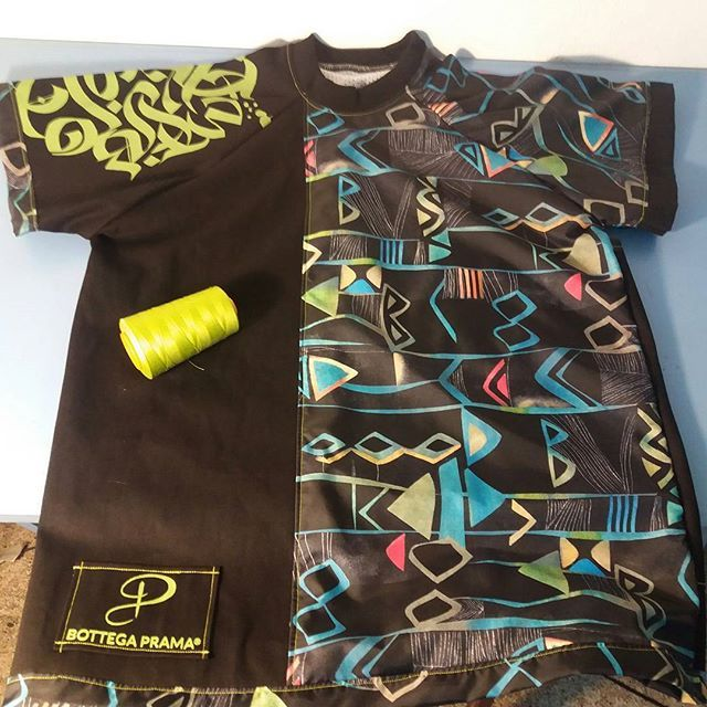 www.bottegaprama.com wip 4 Breakin'day italy qualification see you today in Cervia! #cool #funky #dance #silkscreen #streetwear #fashion #cut #style #madeinitaly #underground #lettering #hiphop #breakdance #bboy #bgirl #bboyng #handmade #sew #calligraphy #battle #tshirt #work #breakinday #bottegaprama #design